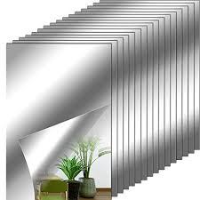 flexible mirror sheets adhesive non