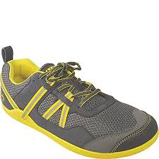 Yellow Xero Shoes Prio Trail And Road Running Fitness