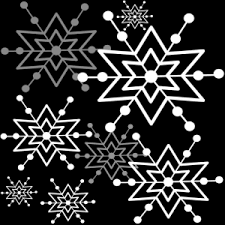 black and white snowflake background. Plain Snowflake Black And White Snowflake Background Throughout And M