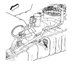Repair instructions evaporative emission canister vent solenoid rh repairprocedures buick rendezvous parts diagram 2003 buick