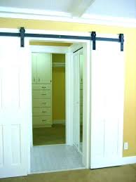 wall mount sliding door hardware s hanging closet heavy duty kit wall mount sliding bypass door