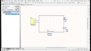 Altium Designer 17 Tutorial Pdf Altium Designer Tutorial 1 For Beginners Schematic Capture And Pcb Layout Part1
