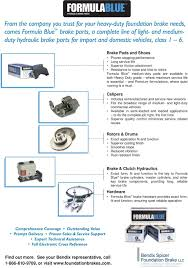 Formulablue Heavy Duty Parts For Hard Working Vehicles