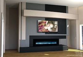 electric fire tv electric fireplace stand entertainment