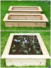 raised garden bed ideas instructions free plans diy easy 3