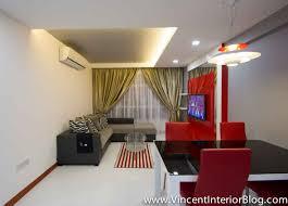 Punggol BTO 4 Room HDB renovation by Interior Designer Ben Ng  Part 2