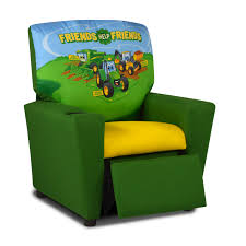 captivating childrens recliner chair baby recliner childrens recliner chair with green and yellow color