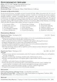 Sample Federal Government Resume Federal Resume Guidebook Federal