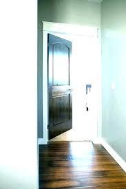 white doors with oak trim white bedroom door painting wood doors and trim plain before after painting oak doors white trim white doors with honey oak trim