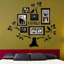family tree wall decoration on family picture frame wall art with wall decoration family tree wall decoration wall decoration and