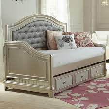 daybed with trundle. Simple With Samuel Lawrence Lil Diva Tufted Daybed W Trundle Inside With T