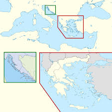Mediterranean Islands On A Map Quiz By 40angrymexicans