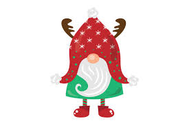 Gnome (36 images) 1/2 pages. Christmas Gnome Svg Cut File By Creative Fabrica Crafts Creative Fabrica