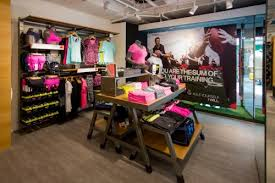 under armour outlet store. the under armour bugis junction brand house embodies a retail experience that awakens fierce and high- intensity energy signature philosophy of outlet store e