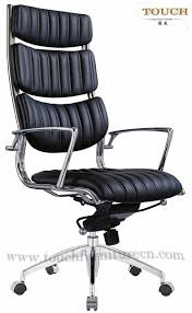 contemporary leather high office chair black. modern leather office chairs contemporary high chair black