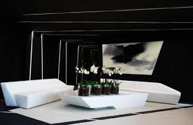 office black. Black And White Sustainable Office Interior Design By A-cero Architects B