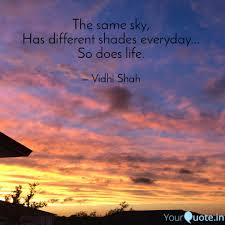 75 Sky Quotes About Life Best Quotes Messages In Hd Image