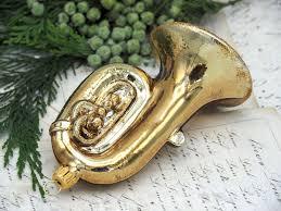 Tuba Glas Christbaumschmuck Christbaumschmuck Weihnachten