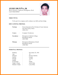 How To Write Cv Form Emtume Can I For Job My Own Do With No Work