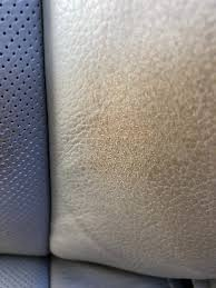 the dye on my leather belt has rubbed off onto my tan leather seat in my truck how do i remove this stain i ve tried leather boot cleaner lexol saddle