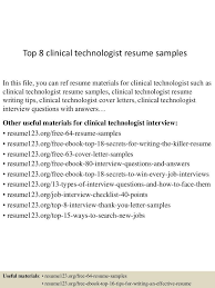 Medical Technologist Resume Sample Homely Inpiration Medical Technologist Resume 100 Laboratory 40