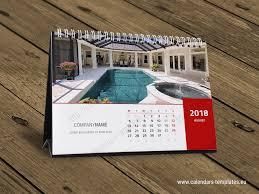 2018 desk calendar kb10 w6