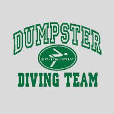 dumpster diving indigenize if you decide to dumpster dive