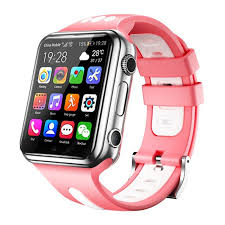<b>Gocomma W5</b> (<b>H1-C-ALADENG</b>) Flamingo Pink Smart Watches ...
