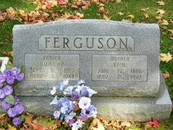 Effie Munro Ferguson (1886-1942) - Find A Grave Memorial
