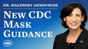 Dr. Walensky Announces New CDC Mask ...