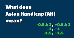 Asian Handicap Betting Deep Guide Rules And Result Chart