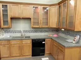 impressive maple shaker kitchen cabinets kitchen maple shaker cabinets in honey style cherry rta dvos