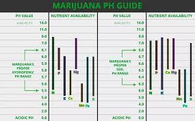 Cannabis Ph Chart Handy Little Cannabis Ph Meter Chart Best Seed Bank