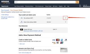 amazon account for auto ordering