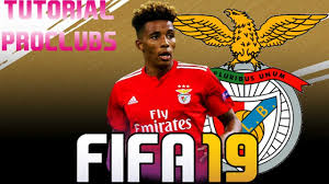 FIFA 19 - TUTORIAL FACE I Gedson Fernandes (Benfica) [Pro Clubs]