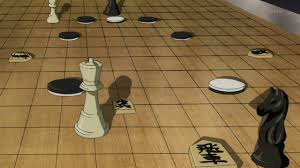 Wooden Othello Board Game Traditional Japanese Games in Anime MyAnimeListnet 73