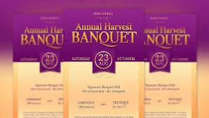 14 Banquet Flyer Template Free Premium Psd Eps Ai Downloads