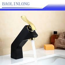 2019 <b>BAOLINLONG</b> News <b>Style</b> Brass Deck Mount <b>Basin</b> Bathroom ...