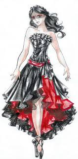 Sketching Clothing 30 Cool Fashion Sketches Hative