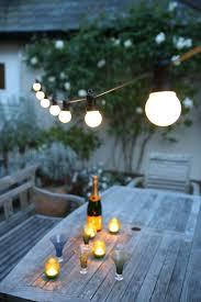 outdoor party festoon lights