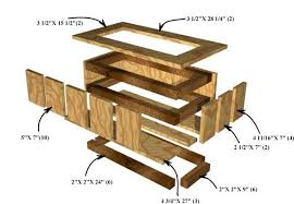 diy wood deck box. wood deck box plan diy d
