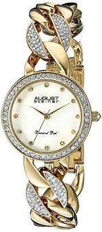 men s certified pre owned watches rolex gmt master ii women s wrist watches steiner womens as8190yg yellow gold crystal accented quartz watch white