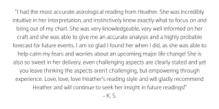 Relocation Natal Chart Astrology With Heather