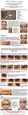 tutorial basic boy make up by chibinis chan deviantart on