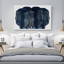 Talking Heads Canvas Art By Siesta Studio Notonthehighstreet Com