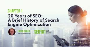 20 years of seo a brief history of search engine optimization