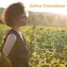 <b>Galina</b> Chistyakova - French Piano Music: letras y canciones | Deezer