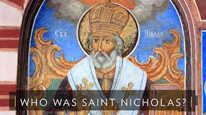 Where's Santa buried? Resting <b>places</b> of the real St. Nicholas