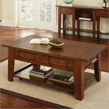 coffee table with casters coffee table