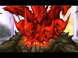 Shin Megami Tensei Iv Apocalypse Fusion Chart Shin Megami Tensei Iv Apocalypse Boss Satan Apocalypse Mode